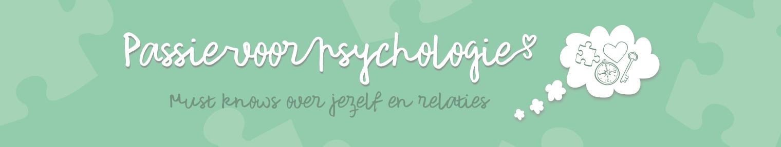Passievoorpsychologie